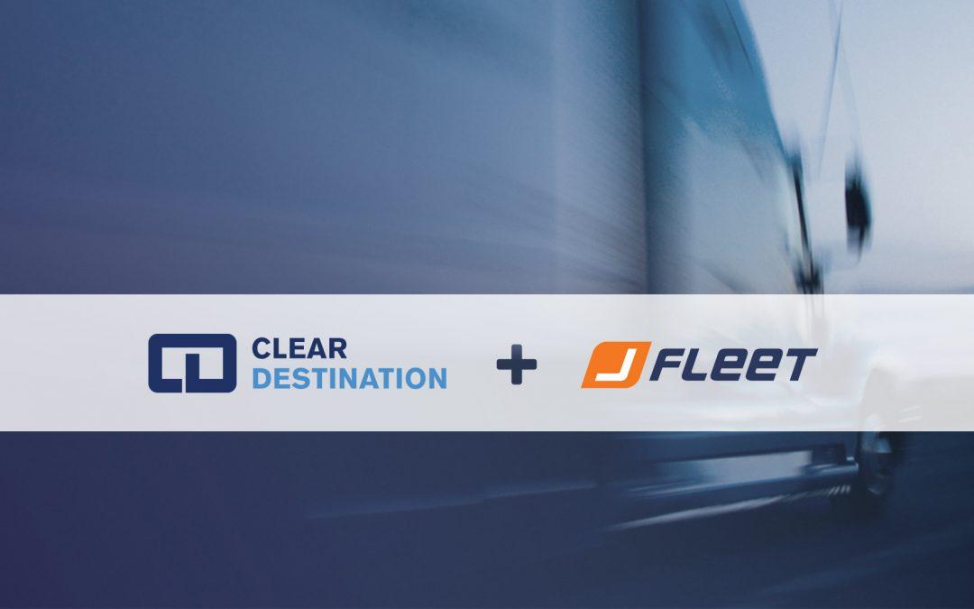 ClearDestination acquires JFleet