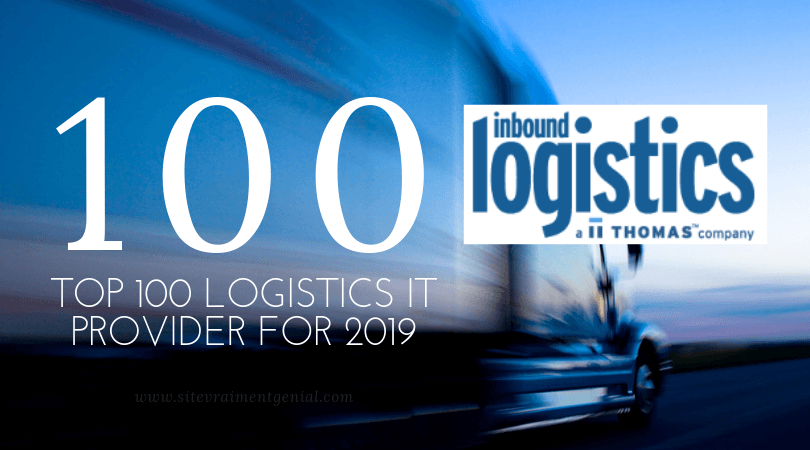 ClearDestination in the Top 100 Logistics IT Providers for 2019