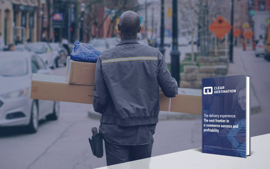 Top 10 e-commerce delivery best practices | Ebook