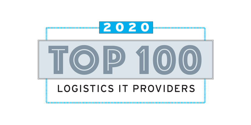 For two years in a row, ClearDestination is in the Top 100 Logistics IT Providers